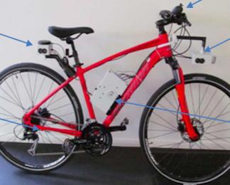 Instrumented bike