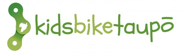 Kids Bike Taupo Logo