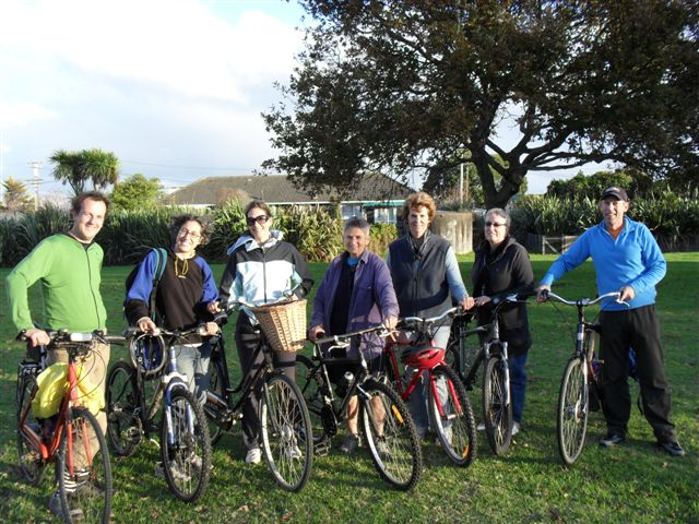 Waiheke Bikeability cycle training 2010